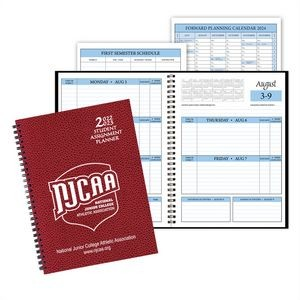 Student Assignment Planner w/ Cobblestone Cover